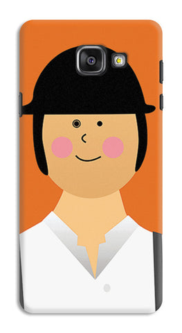Alex Clockwork Orange | Samsung Galaxy A7 (2016) Cases