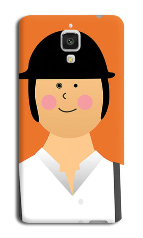Alex Clockwork Orange | Xiaomi Mi-4 Cases