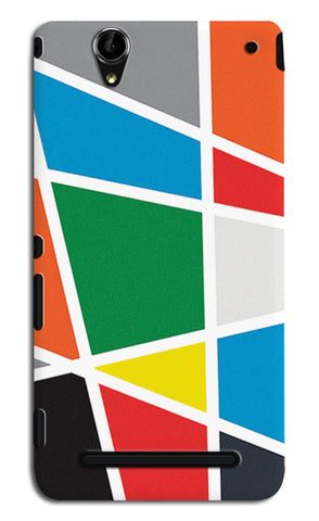 Abstract Colorful Shapes | Sony Xperia T2 Ultra Cases