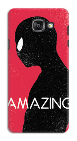 Amazing Spiderman Minimal | Samsung Galaxy A7 (2016) Cases