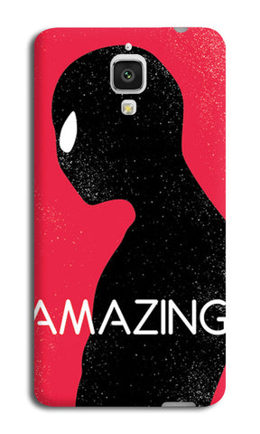Amazing Spiderman Minimal | Xiaomi Mi-4 Cases