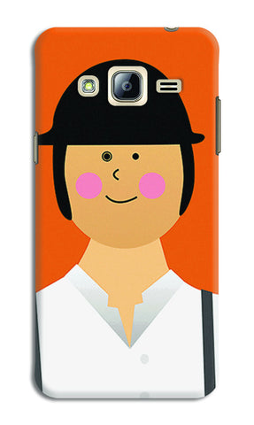 Alex Clockwork Orange | Samsung Galaxy J5 Cases