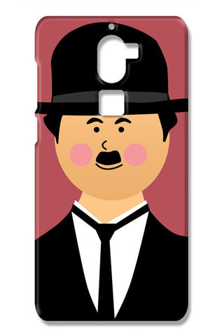 Charlie Chaplin #minimalicons Coolpad Cool One Cases