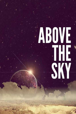 Wall Art, Above The Sky Artwork | Artist: Priyanka Kapoor, - PosterGully