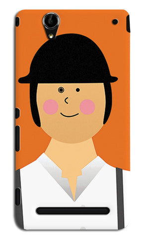 Alex Clockwork Orange | Sony Xperia T2 Ultra Cases