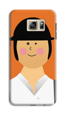 Alex Clockwork Orange | Samsung Galaxy S6 Edge Plus Cases
