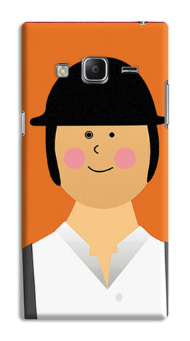 Alex Clockwork Orange | Samsung Galaxy Z3 Cases
