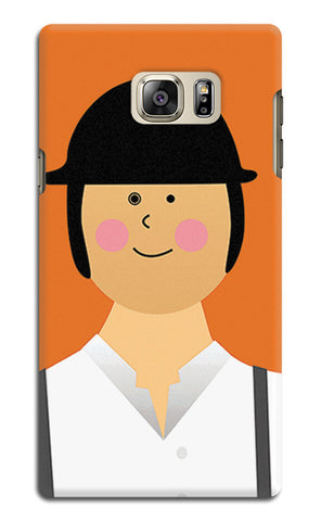 Alex Clockwork Orange | Samsung Galaxy Note 5 Cases
