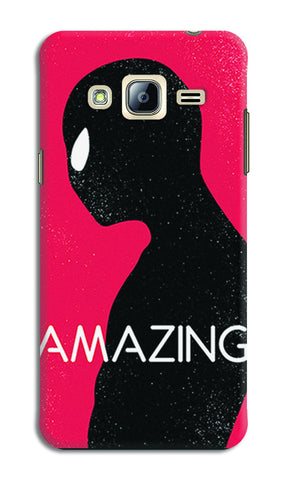 Amazing Spiderman Minimal | Samsung Galaxy J5 Cases