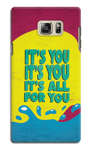 All For You Lana Del Rey | Samsung Galaxy Note 5 Cases