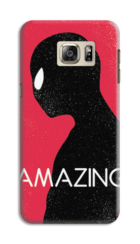 Amazing Spiderman Minimal | Samsung Galaxy S6 Edge Plus Cases