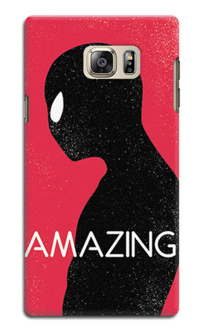 Amazing Spiderman Minimal | Samsung Galaxy Note 5 Cases