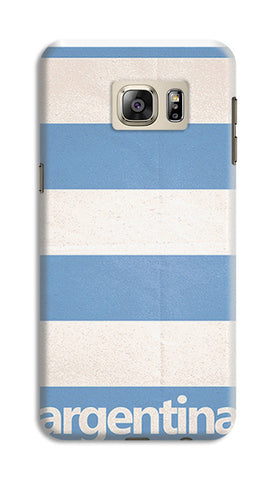 Argentina Soccer Team | Samsung Galaxy S6 Edge Plus Cases
