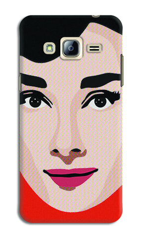 Audrey Hepburn Pop Art | Samsung Galaxy J5 Cases