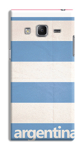 Argentina Soccer Team | Samsung Galaxy Z3 Cases