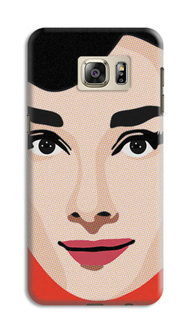 Audrey Hepburn Pop Art | Samsung Galaxy S6 Edge Plus Cases
