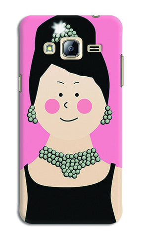 Audrey Hepburn Breakfast At Tiffany | Samsung Galaxy J5 Cases