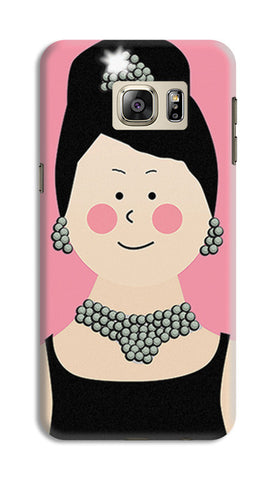 Audrey Hepburn Breakfast At Tiffany | Samsung Galaxy S6 Edge Plus Cases