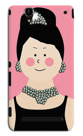 Audrey Hepburn Breakfast At Tiffany | Sony Xperia T2 Ultra Cases
