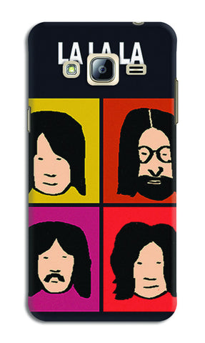 Beatles La La La Pop Art | Samsung Galaxy J5 Cases