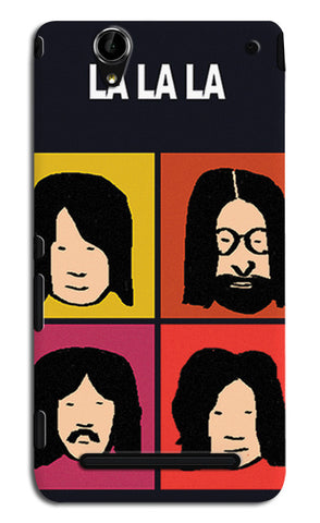 Beatles La La La Pop Art | Sony Xperia T2 Ultra Cases