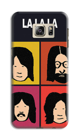 Beatles La La La Pop Art | Samsung Galaxy S6 Edge Plus Cases