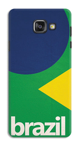 Brazil Soccer Team | Samsung Galaxy A7 (2016) Cases
