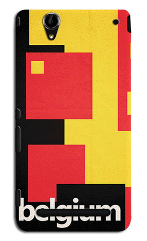 Belgium Soccer Team | Sony Xperia T2 Ultra Cases