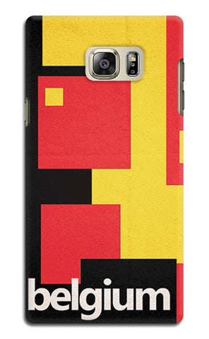 Belgium Soccer Team | Samsung Galaxy Note 5 Cases