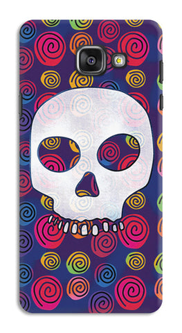 Candy Skull Artwork | Samsung Galaxy A7 (2016) Cases