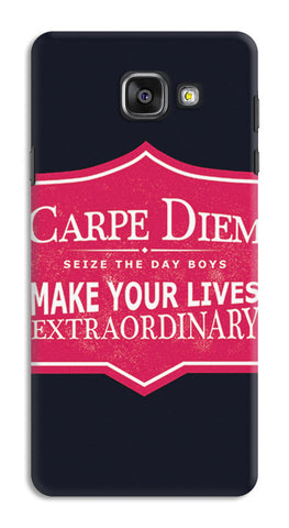 Carpe Diem Dead Poets Society | Samsung Galaxy A7 (2016) Cases
