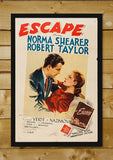 Brand New Designs, Escape | Classic Movie Poster, - PosterGully - 2