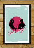 Wall Art, Daft Punk Artwork | Artist: JS, - PosterGully - 2