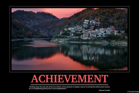 Wall Art, Achievement | Motivational, - PosterGully