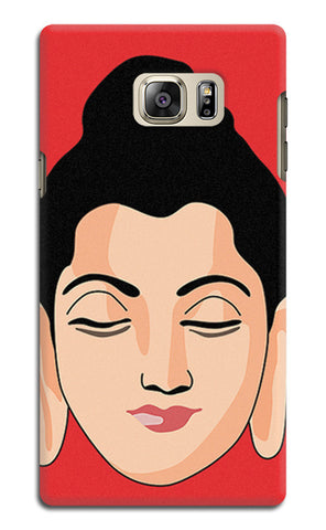 Buddha Tee | Samsung Galaxy Note 5 Cases