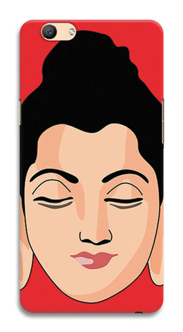 Buddha Tee | Oppo F1s Cases