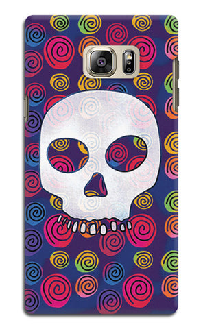 Candy Skull Artwork | Samsung Galaxy Note 5 Cases