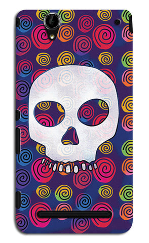 Candy Skull Artwork | Sony Xperia T2 Ultra Cases