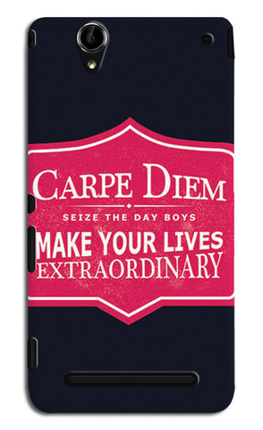 Carpe Diem Dead Poets Society | Sony Xperia T2 Ultra Cases