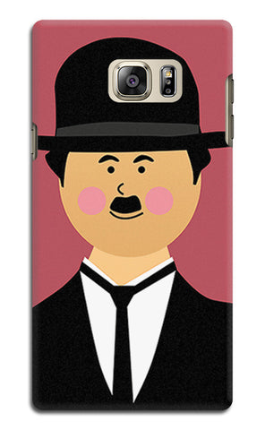 Charlie Chaplin | Samsung Galaxy Note 5 Cases