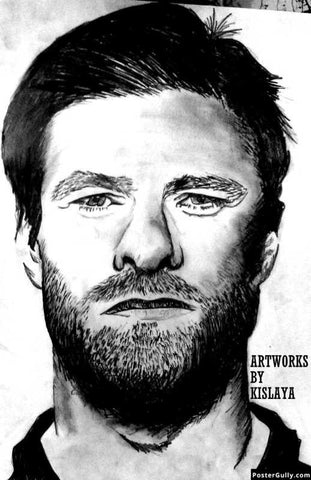 Brand New Designs, Xabi Alonso Artwork | Artist: Kislaya Sinha, - PosterGully