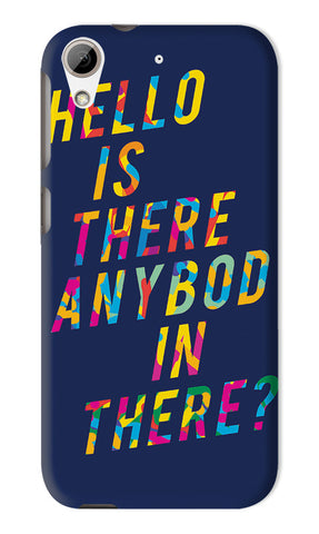 Comfortably Numb Pink Floyd | HTC Desire 626 Cases
