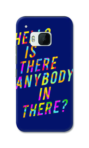 Comfortably Numb Pink Floyd | HTC One M9 Cases