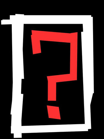 Brand New Designs, Question Mark Minimal Artwork | Artist: Saptarshi Bagchi, - PosterGully