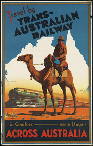 Wall Art, Across Australia, - PosterGully