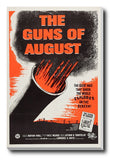 Wall Art, The Guns of August | Retro Movie Poster, - PosterGully - 3