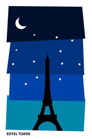 Eiffel Tower Paris |  PosterGully Specials