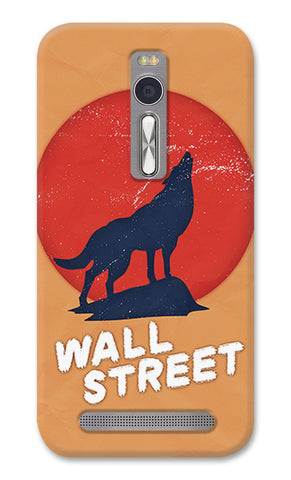 Wolf Of The Wall Street Grunge | Asus Zenfone 2 Cases