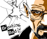Wall Art, Breaking Bad 2 Artwork | Artist: Soumesh Choudhury, - PosterGully - 1