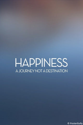 Wall Art, Happiness | A Journey, - PosterGully